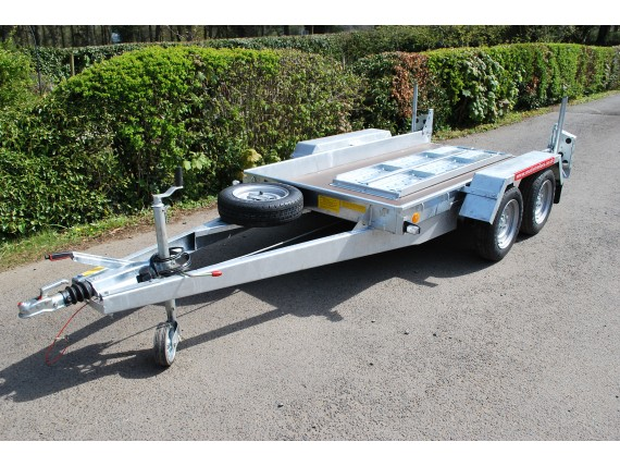 GPT 26 Access Platform Trailer