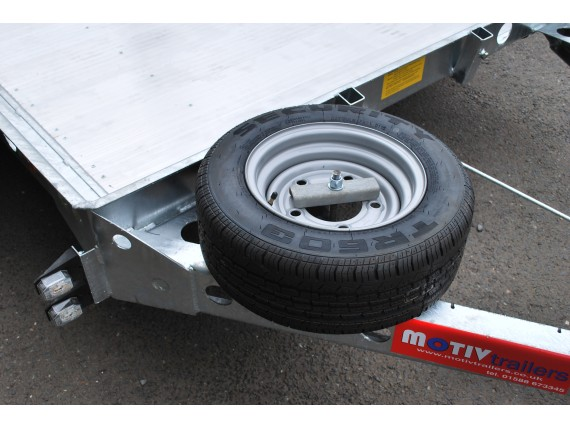 TC3000 25 Access Platform Trailer Nifty Lift HR12 Snorkel SRT2770 S2770RT