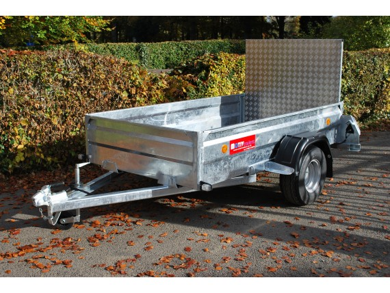 General Purpose 'Unbraked' Trailer (500-750kg)