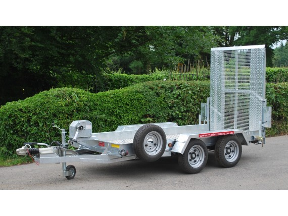 DB2400 Access Platform Trailer