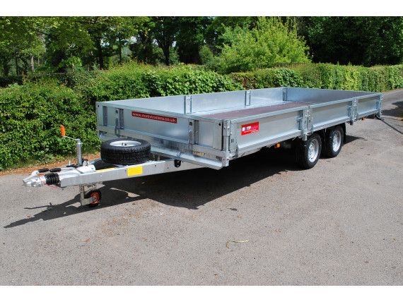 Flatbed Trailers (4.00m - 6.50m)