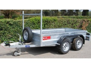 General Purpose 'Braked' Trailer (1300-2600kg)