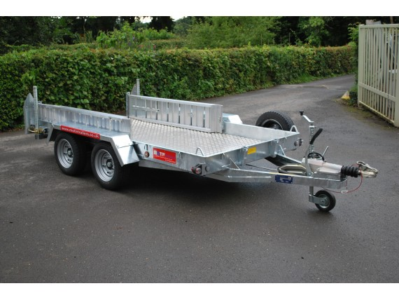 GPT 30 Access Platform Trailer