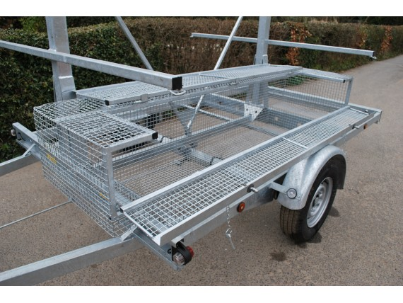 MC2U / MC2B Canoe & Kayak Trailer