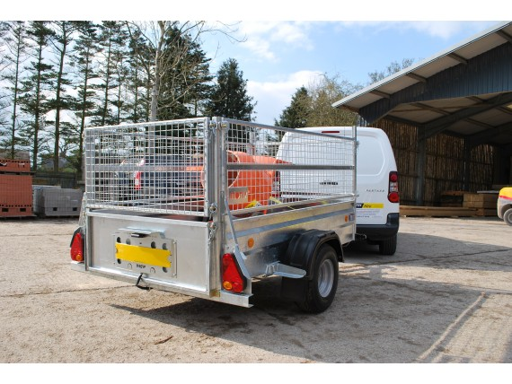 Relo General Purpose 'Unbraked' Trailer (500-750kg)