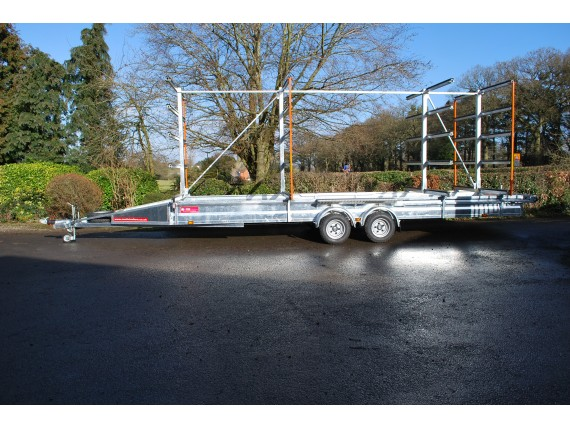 Motiv TC 2500 4x20 Centre Post Rowing Trailer