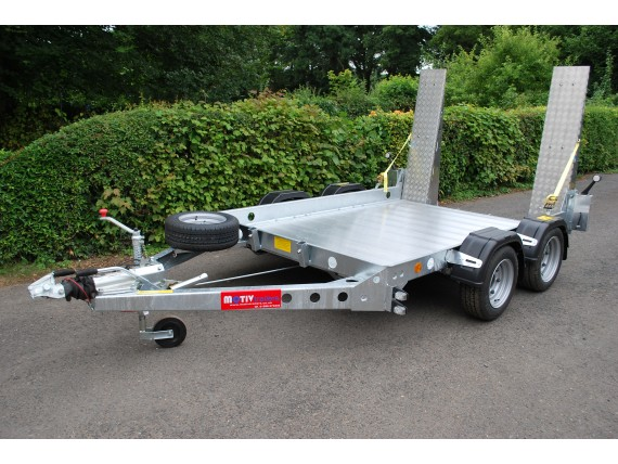 TC3000 25 Access Platform Trailer