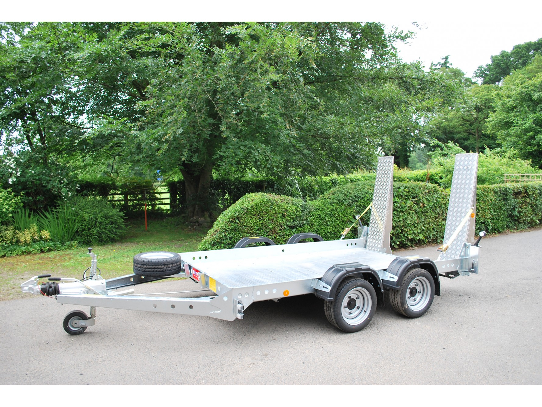 TC3000 30 Access Platform Trailer (Nifty Lift HR12 Snorkel SRT2770 S2770RT)