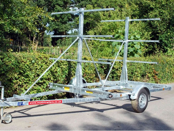 MC3B Canoe / Kayak Trailer